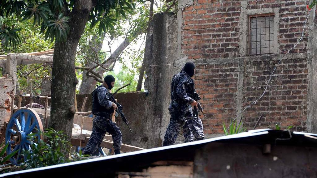 Masacre en la finca San Blas