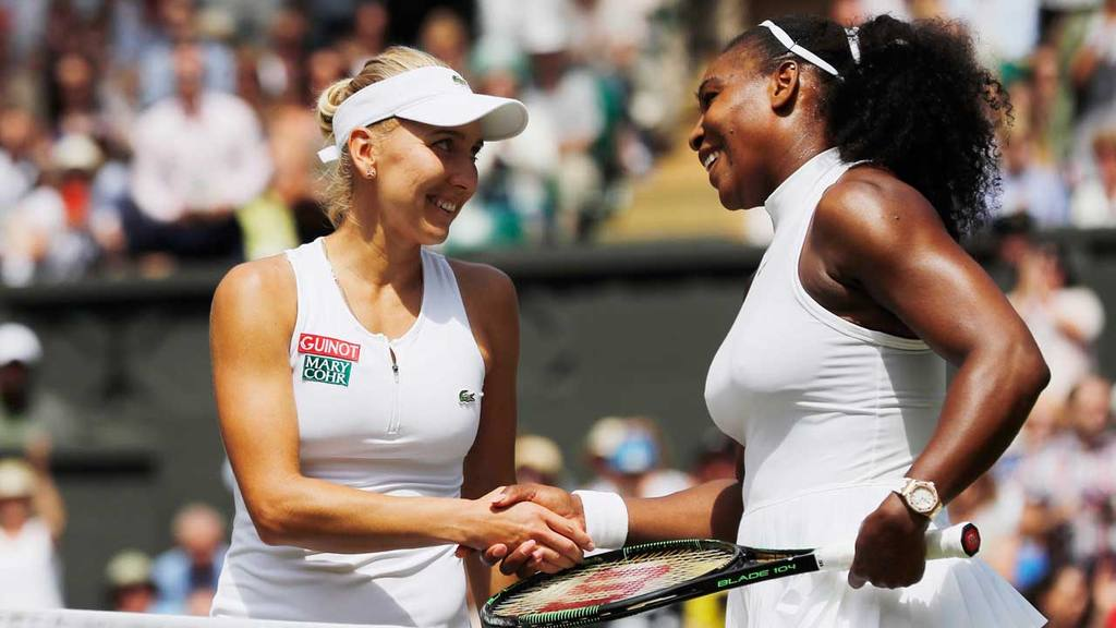 Serena Williams, Wimblendon