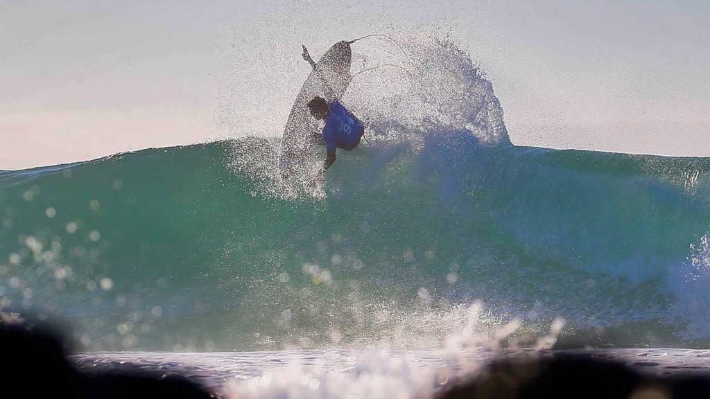 Surf, Bahia de Jeffreys