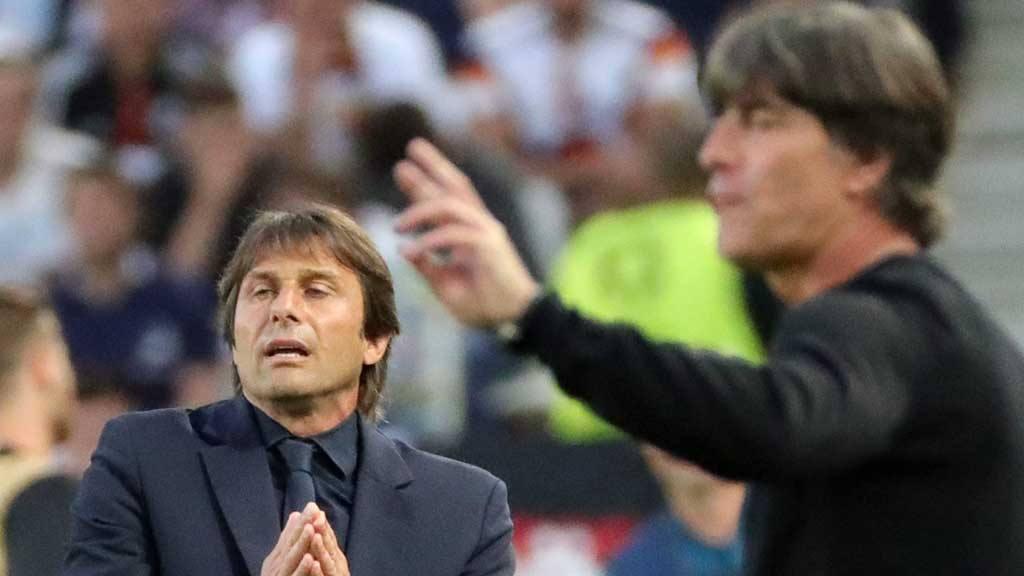 Quarter final Germany vs Italy
