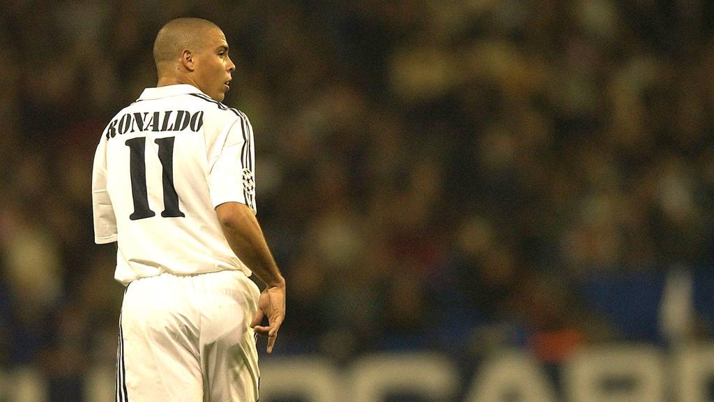 Ronaldo Nazario da Lima, sus mejores goles en la Liga de España ...