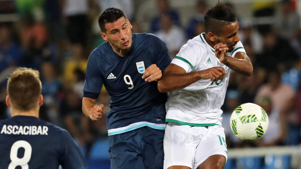 Argentina, argelia, juegos Olímpicos