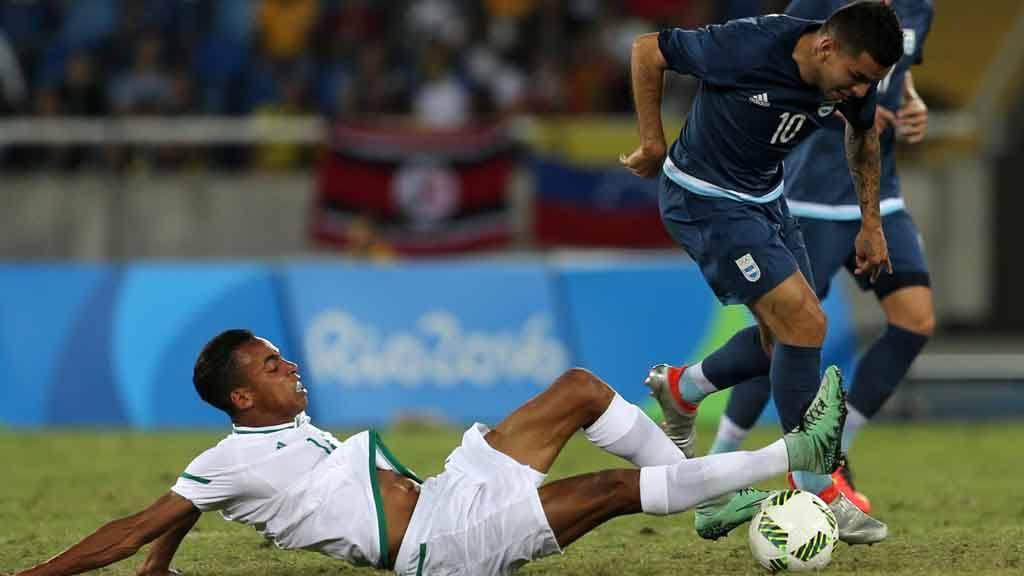 Argentina, Argelia, Juegos Olimpicos Río