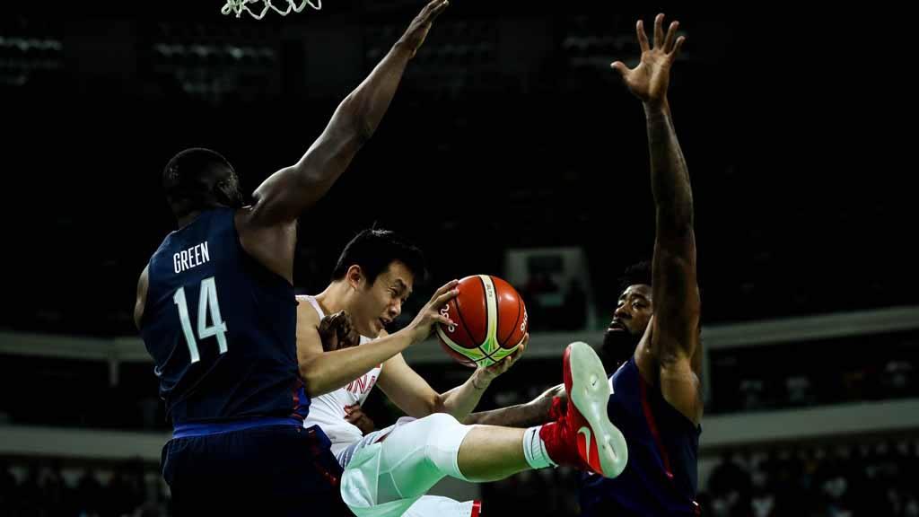 Río 2016, Dream Team, baloncesto