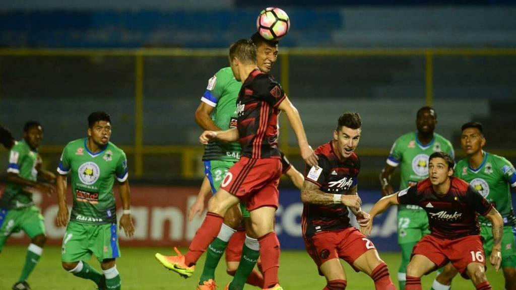 Dragón perdió su último partido de Concacaf Liga de Campeones ante Portland  Timbers 340bb1ece5fa2