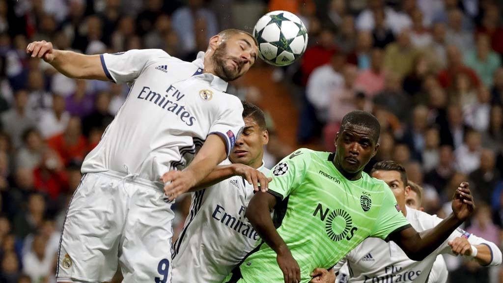 Real Madrid- Sporting de Lisboa