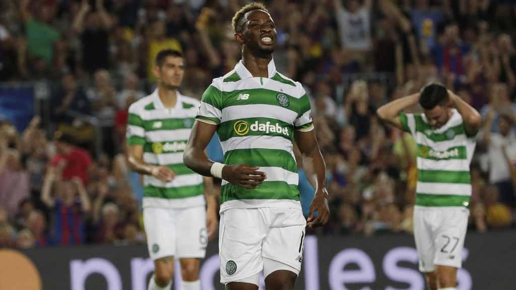 Barcelona, Celtic, Liga de Campeones
