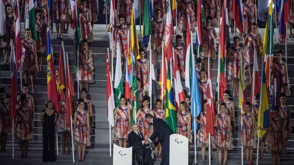 Juegos Paralímpicos Río 2016 , Brasil