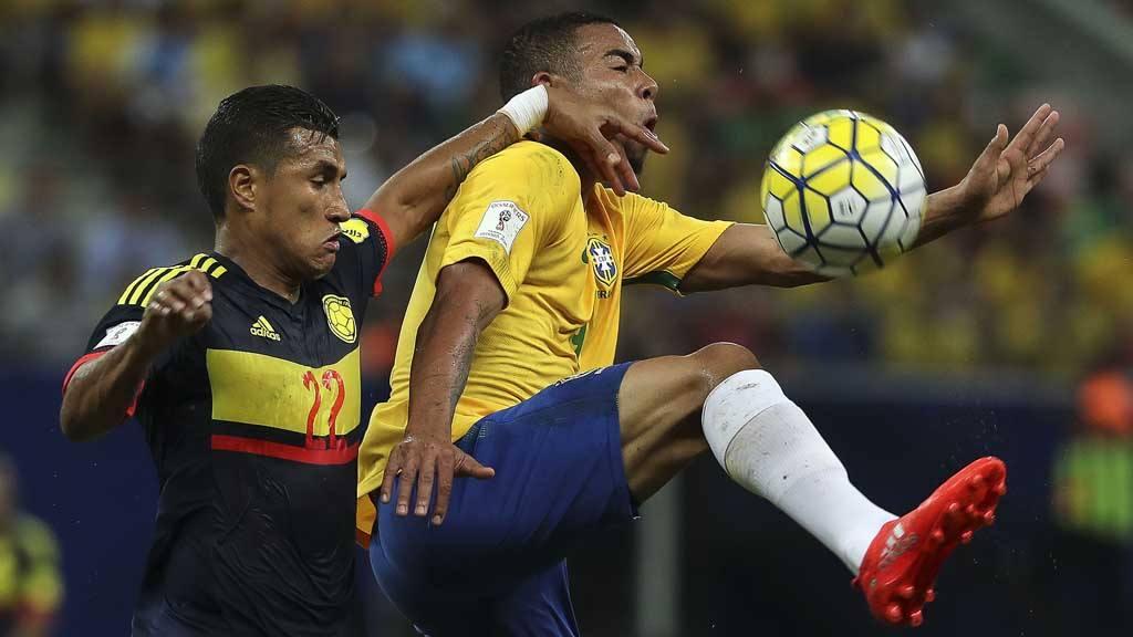 BRASIL - COLOMBIA