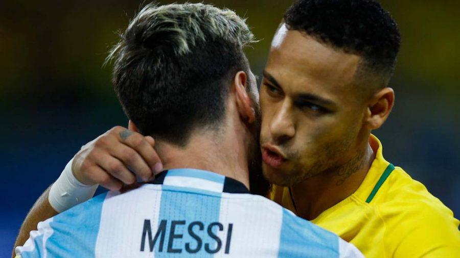 Brasil vrs Argentina
