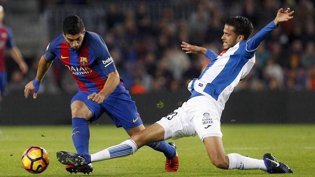 FC BARCELONA- RCD ESPANYOL