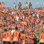 Aguila, Fas, estadio Francisco Barraza, San Miguel.