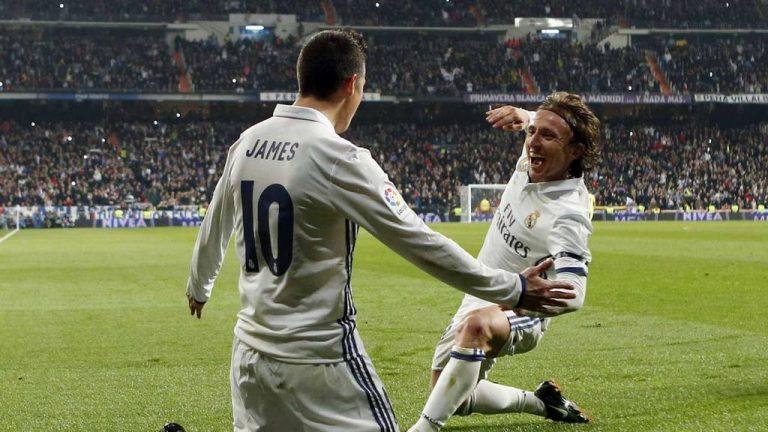 Real Madrid 3 - 0 Sevilla