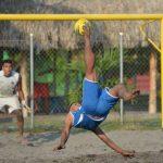 Selección de playa El Salvador