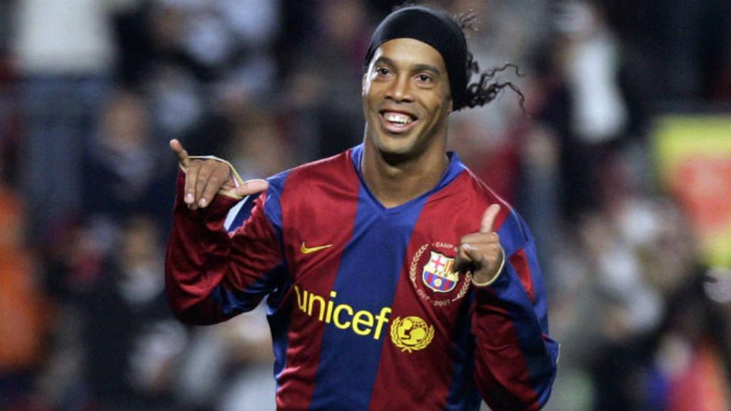 Ronaldinho... ¿técnico de la Selección de Brasil?