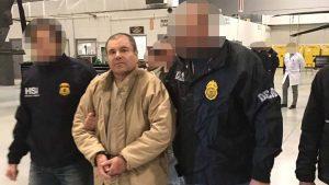 """Inicia juicio contra el """"El Chapo"""" Guzmán, el narcotraficante más peligroso del mundo"""