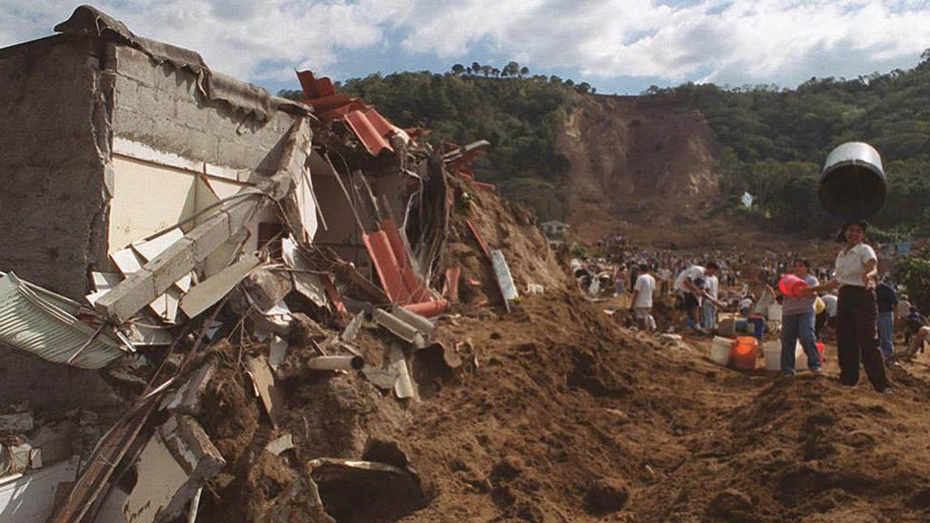 Terremoto las colinas