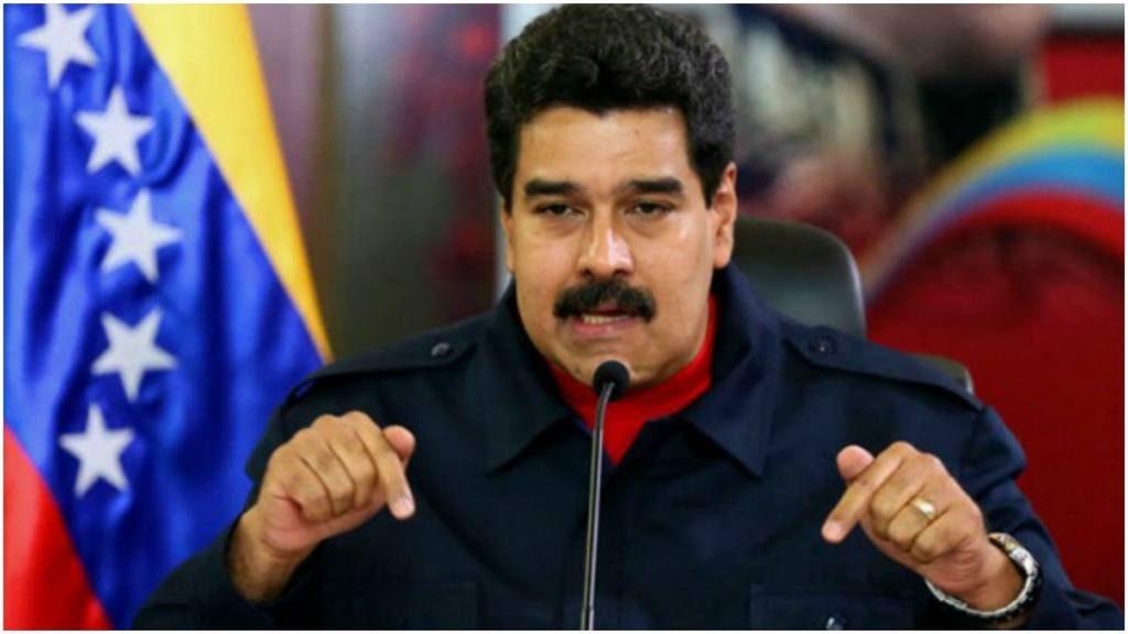 El gobernante venezolano Nicolás Maduro.