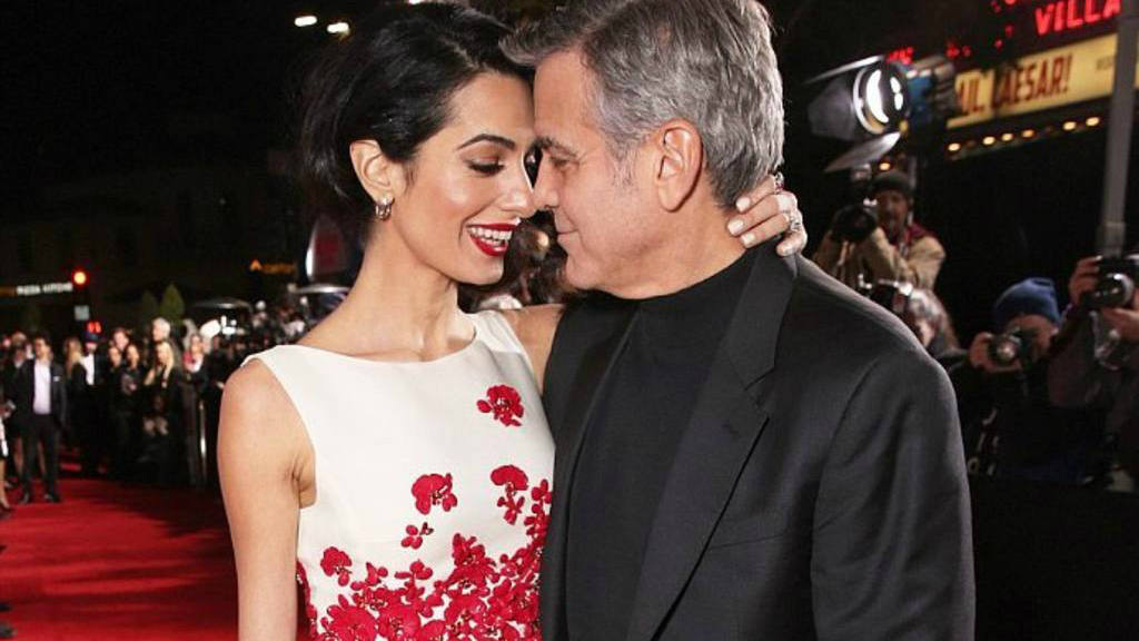 George Clooney demandará a paparazzi