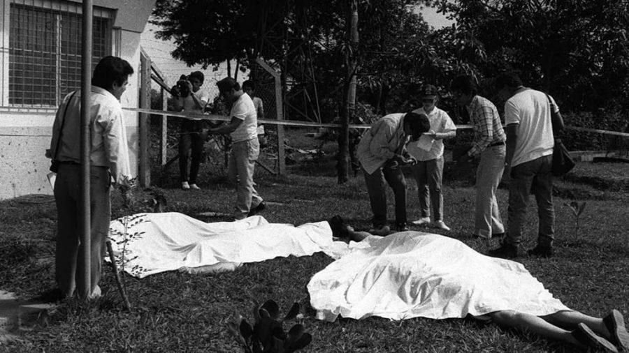 Asesinato jesuitas