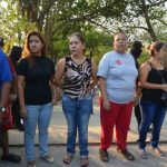 Protesta escuela San Bartolo