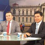 Mauricio Vásquez y Jaime Campos