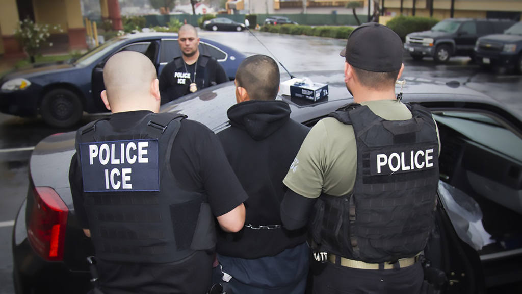 US agents conduct first Trump-era raids targeting undocumented migrants