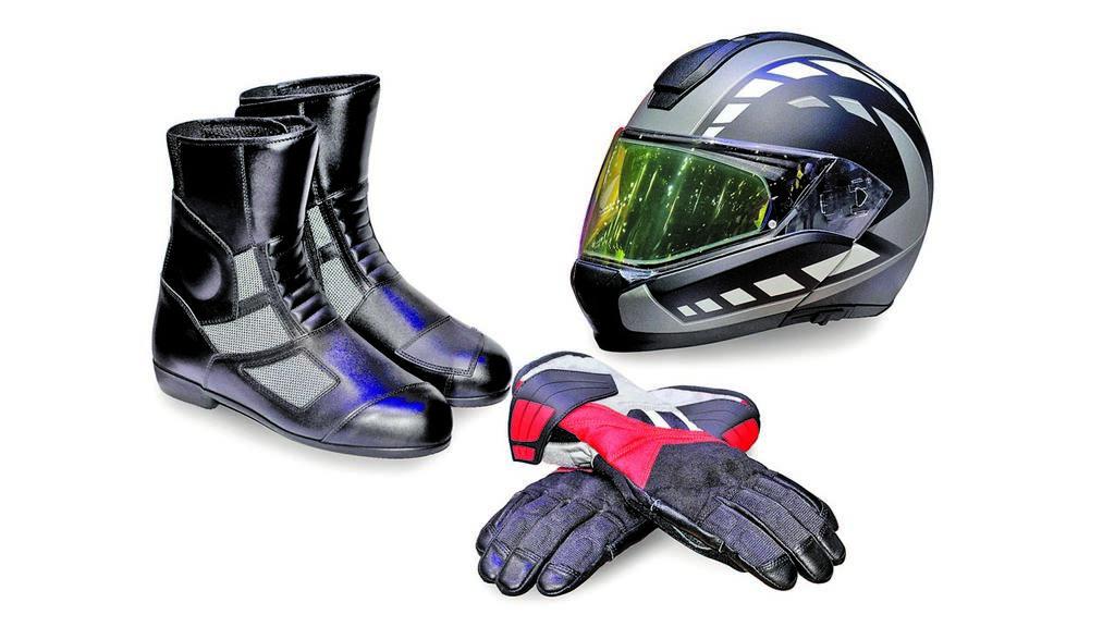 7d2685085a6 Accesorios que garantizan protección al viajar en moto
