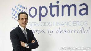 Presidente de Optima Servicios Financieros, Gustavo Siman