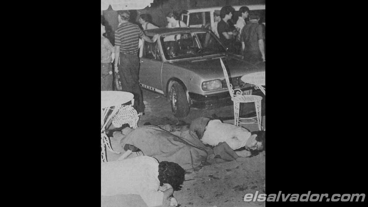 Masacre Zona Rosa