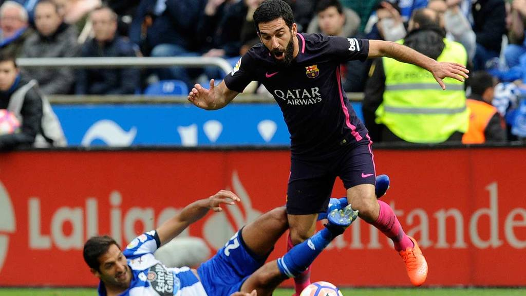 Deportivo La Coruña - Barcelona