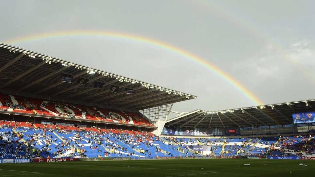 Estadio Cardiff