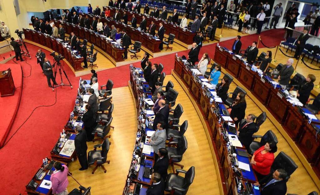 Asamblea - Plenaria
