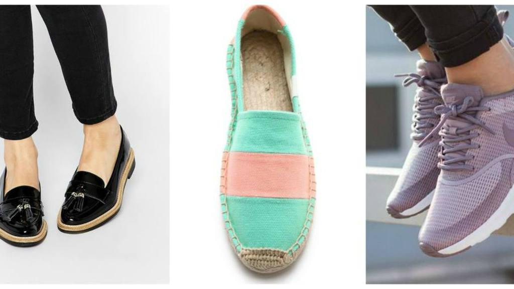 Zapatos. Mujer