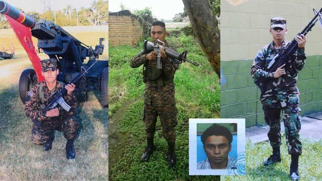 soldados desaparecidos