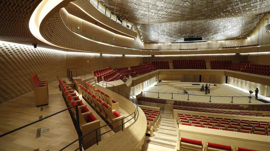 La Seine Musicale El Nuevo Icono Cultural Y Musical De