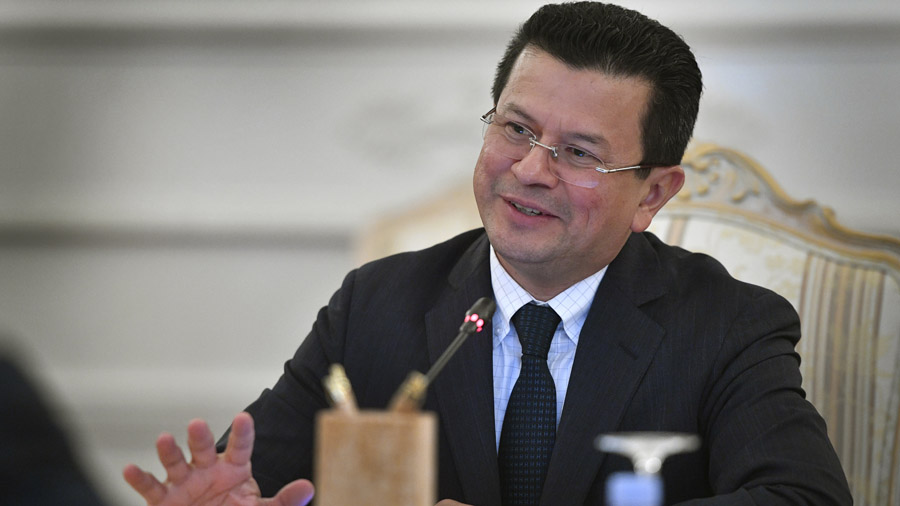 México cree que desarrollo de Centroamérica es una responsabilidad compartida
