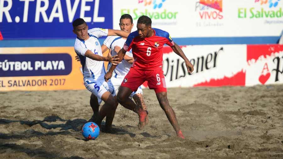 Copa Pilsener 2017: El Salvador 3 Panama 2. El-Salvador-Panama%CC%81_02