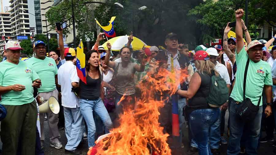 Confirma Fiscalía de Venezuela tercera muerte en protestas