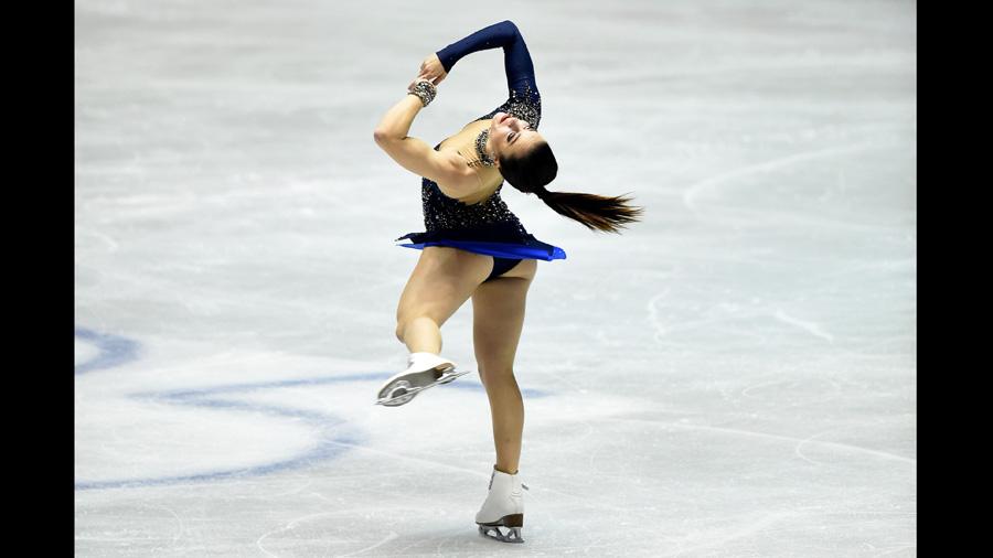Patinaje artístico sobre hielo