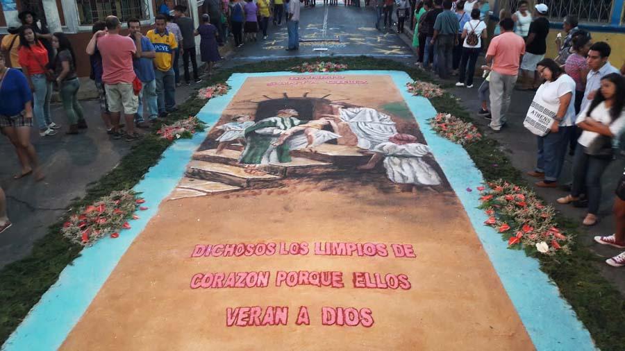 Casa de la cultura premiará a las mejores alfombras ...