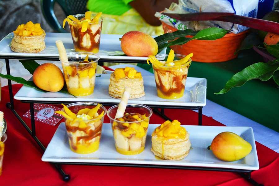 Festival del Mango en Zacatecoluca.