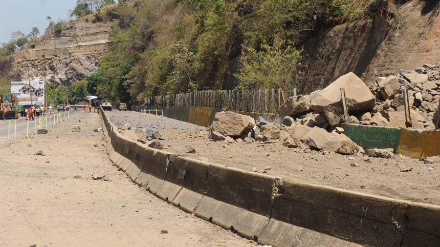 Se reactiva actividad sísmica en San Salvador; último percibido fue de 3.7