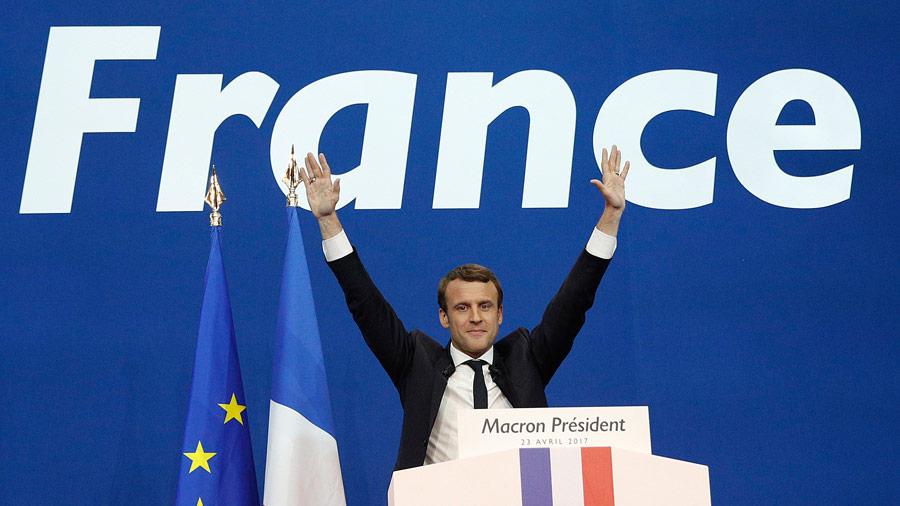 Macron vence con 66.1 % a Le Pen — Dato final