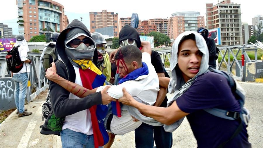 Resultado de imagen para muertes en protestas