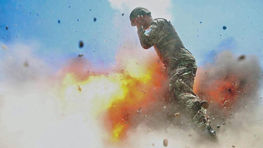 Fotógrafa del ejército de EEUU captó su propia muerte