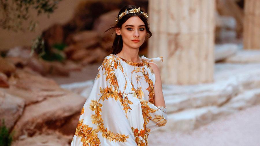 El viaje a la Antigua Grecia de Chanel | elsalvador.com