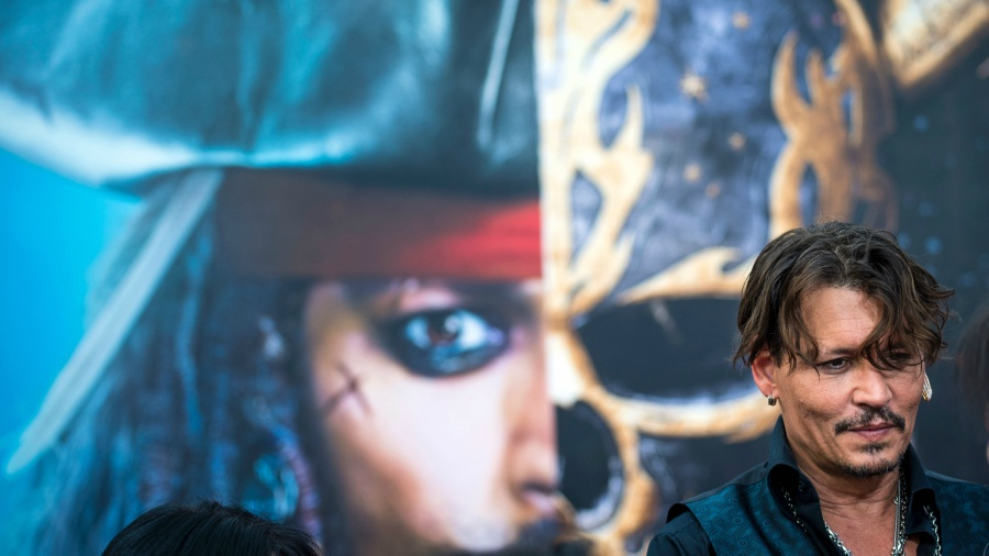 Hackers roban a Disney 'Piratas del Caribe 5' y le exigen rescate