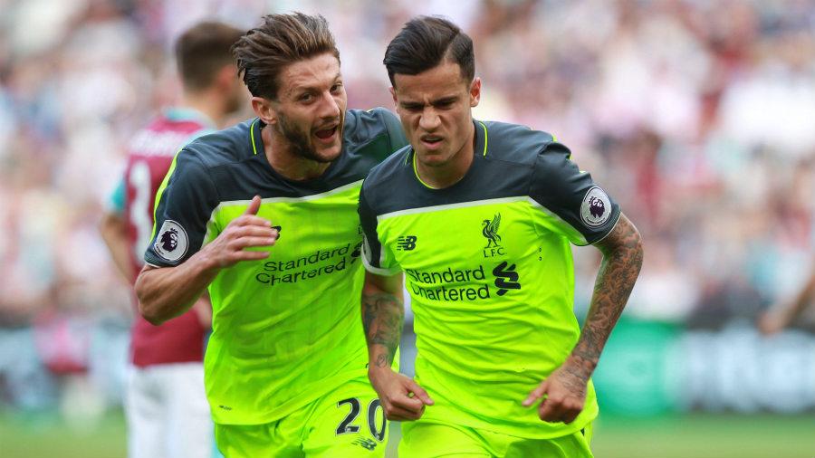 Inglaterra: Liverpool goleó y quedó a un paso de la Champions