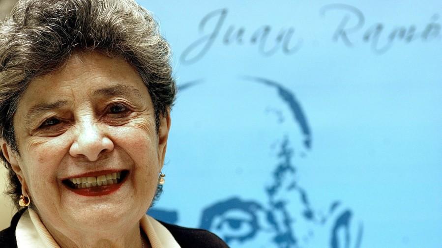 Poeta Claribel Alegría gana Premio Reina Sofía de Poesía